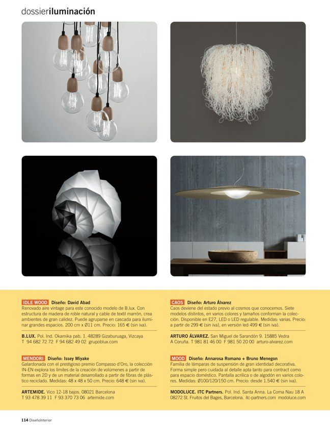 Diseño Interior 265 INTERIORES · DIÁLOGO DE OPUESTOS - Preview 30