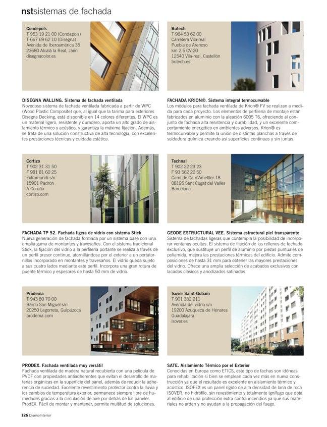 Diseño Interior 265 INTERIORES · DIÁLOGO DE OPUESTOS - Preview 34