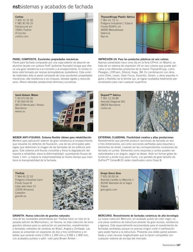 Diseño Interior 265 INTERIORES · DIÁLOGO DE OPUESTOS - Preview 35