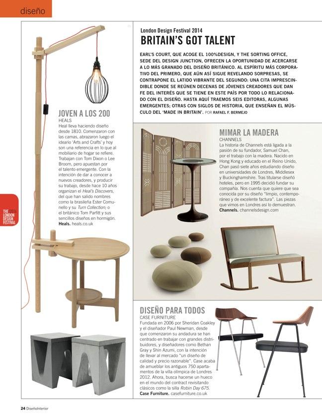 Diseño Interior 265 INTERIORES · DIÁLOGO DE OPUESTOS - Preview 5