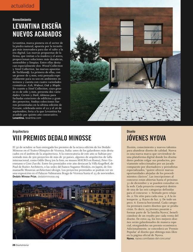 Diseño Interior 265 INTERIORES · DIÁLOGO DE OPUESTOS - Preview 6