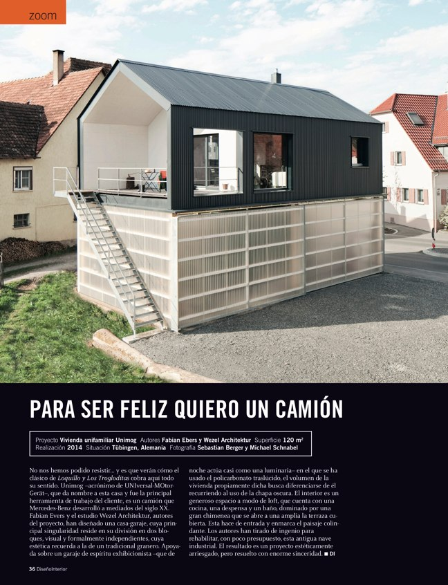 Diseño Interior 265 INTERIORES · DIÁLOGO DE OPUESTOS - Preview 7