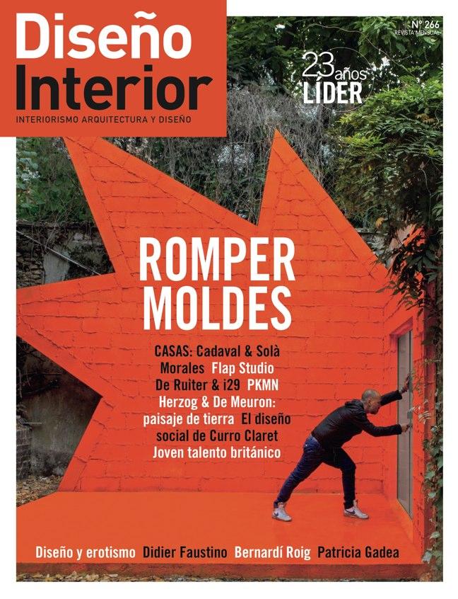 Diseño Interior 266 ROMPER MOLDES