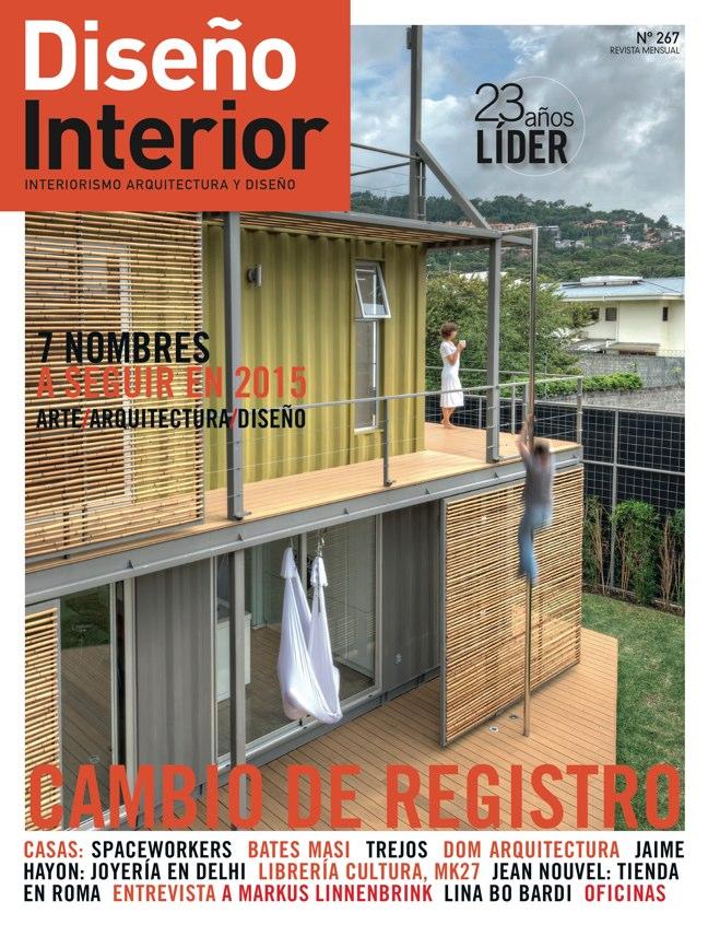 Diseño Interior 267 CAMBIO DE REGISTRO