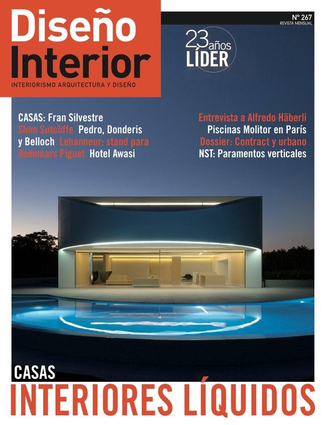 Diseño Interior 268 INTERIORES LÍQUIDOS