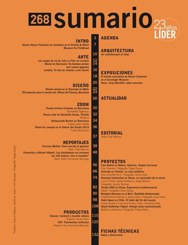 Diseño Interior 268 INTERIORES LÍQUIDOS - Preview 1