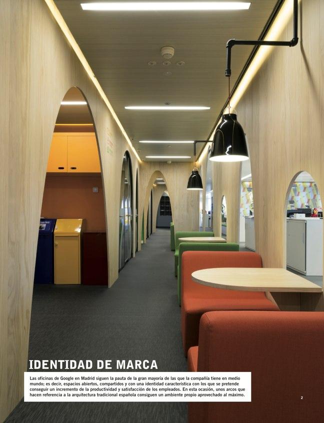 Diseño Interior 270 Nuevos espacios de Trabajo - Preview 7