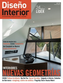 Diseño Interior 271 NUEVAS GEOMETRÍAS
