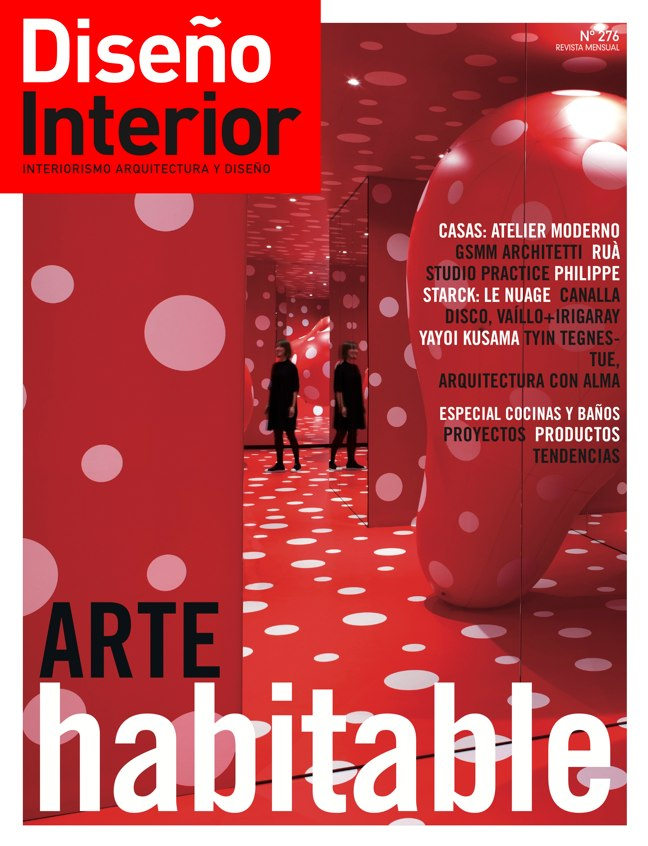 Diseño Interior 276 ARTE HABITABLE