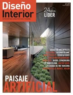 Diseño Interior 277 PAISAJE ARTIFICIAL