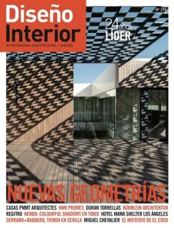 Diseño Interior 279 NUEVAS GEOMETRÍAS