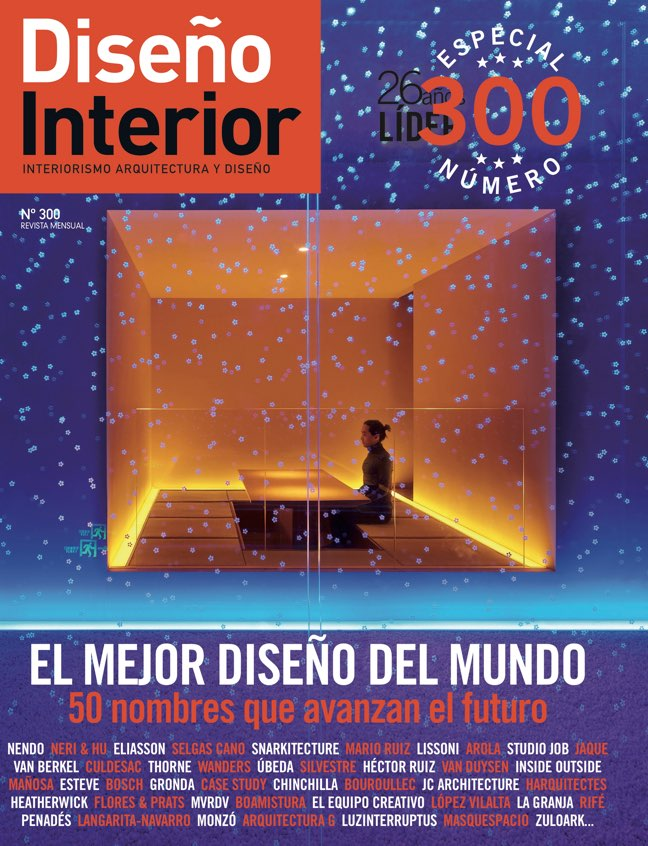 Diseño Interior 300 EL MEJOR DISEÑO DEL MUNDO