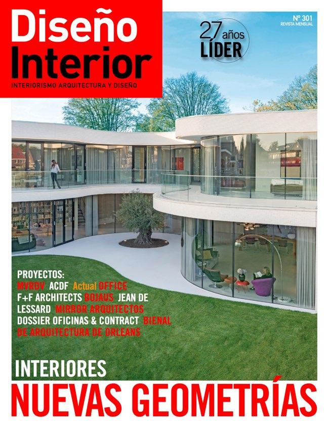Diseño Interior 301 NUEVAS GEOMETRIAS