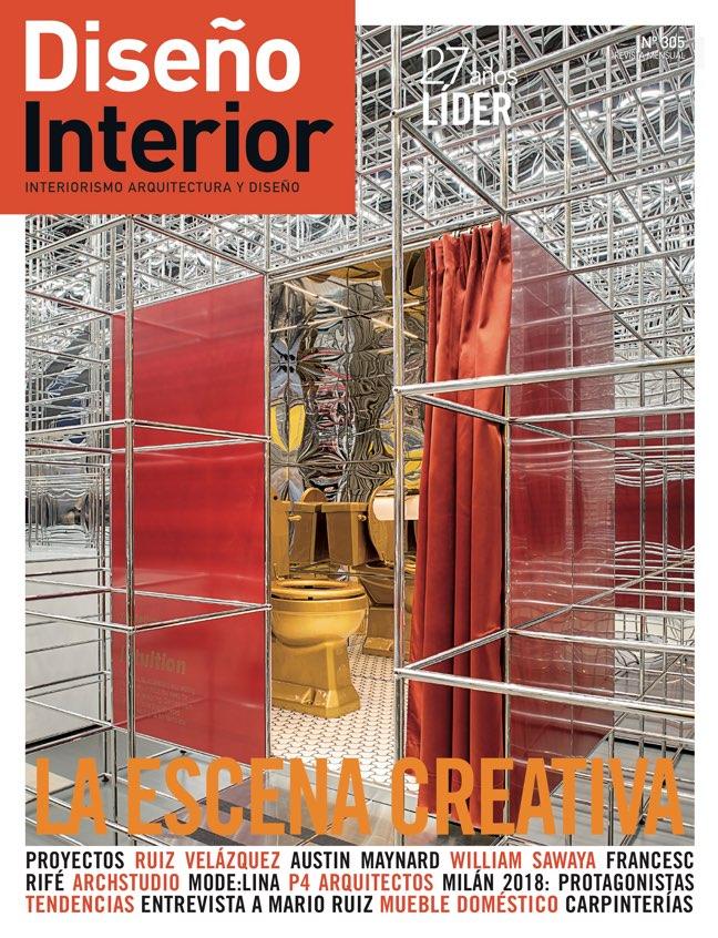 Diseño Interior 305 LA ESCENA CREATIVA