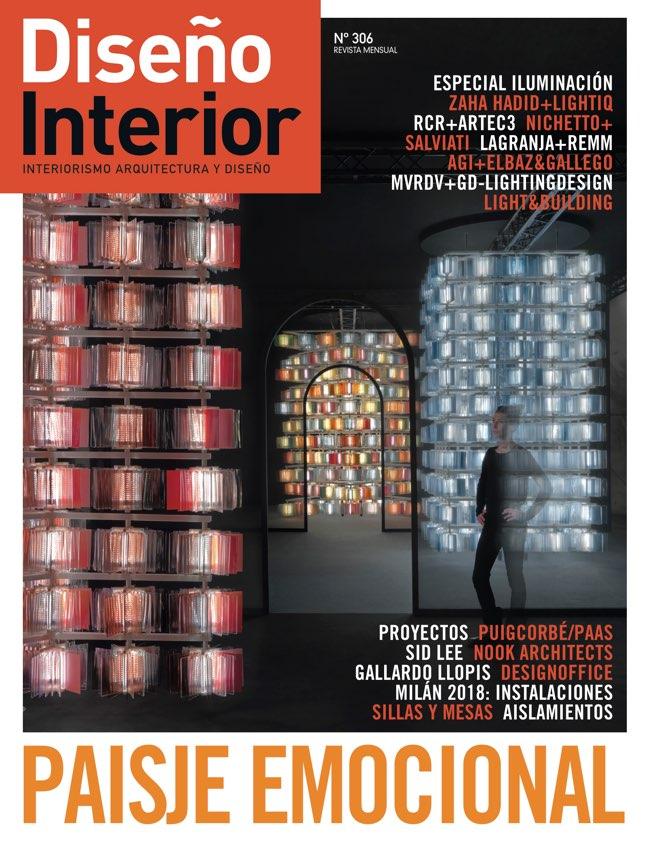 Diseño Interior 306 PAISAJE EMOCIONAL