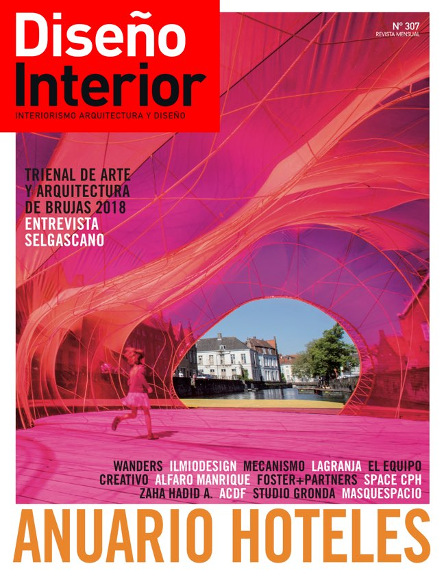 Diseño Interior 307 ANUARIO HOTELES