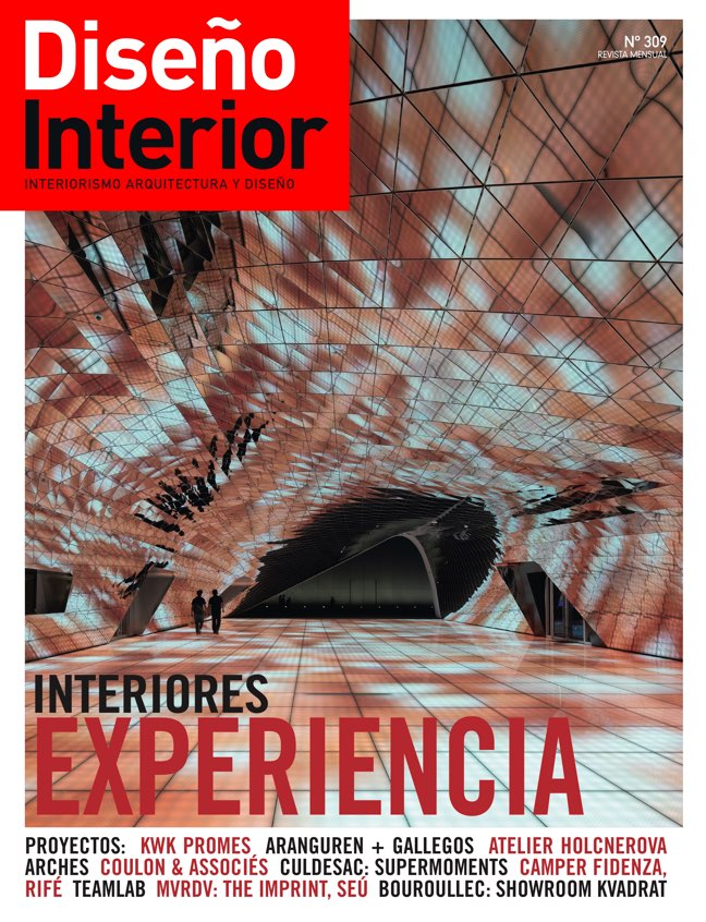 Diseño Interior 309 EXPERIENCIA