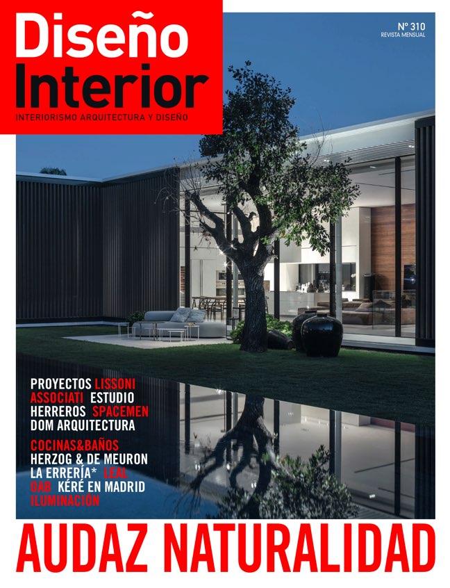 Diseño Interior 310 Audaz Naturalidad