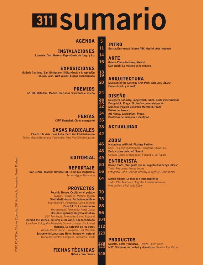 Diseño Interior 311 INTERIORES ESCULPIDOS - Preview 1