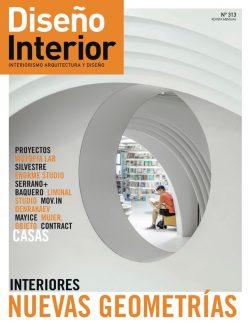 Diseño Interior 313 Nuevas Geometrías