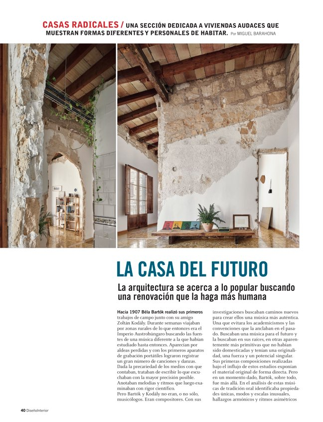 Diseño Interior 325 LA NUEVA NATURALIDAD - Preview 5