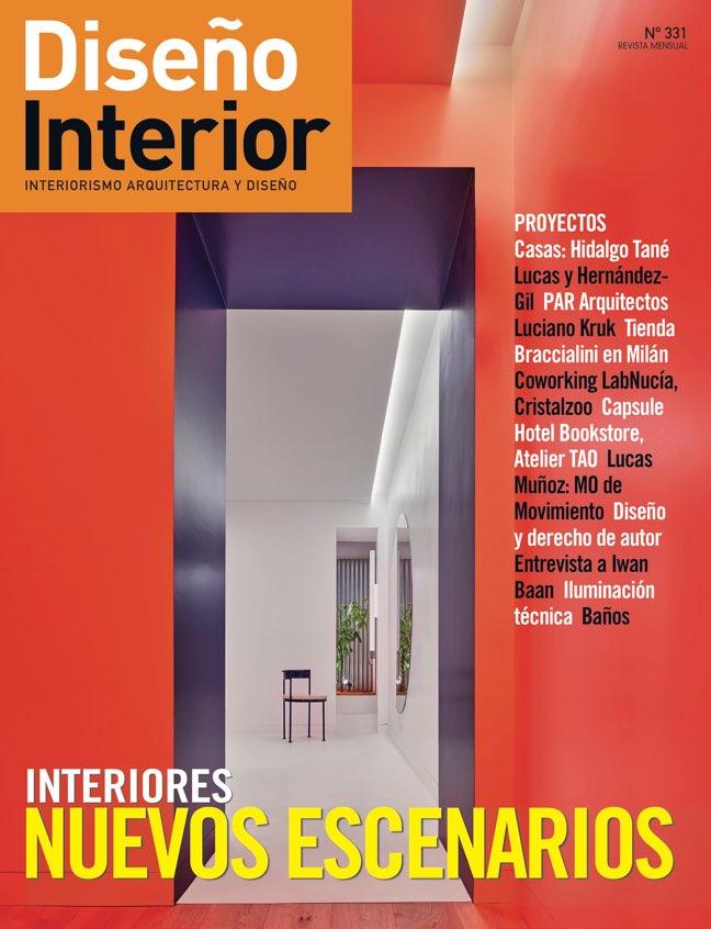 Diseño Interior 331 NUEVOS ESCENARIOS