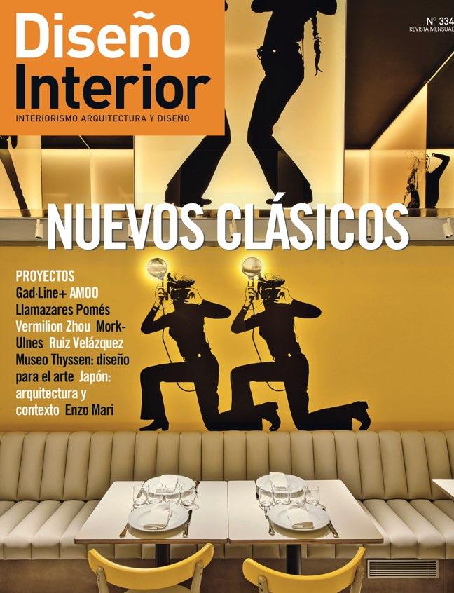 Diseño Interior 334 NUEVOS CLÁSICOS
