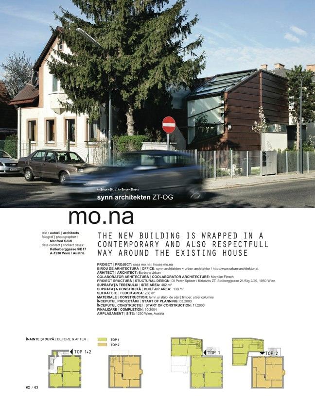 de arhitectura 33 INTERVENTIONS - Preview 15