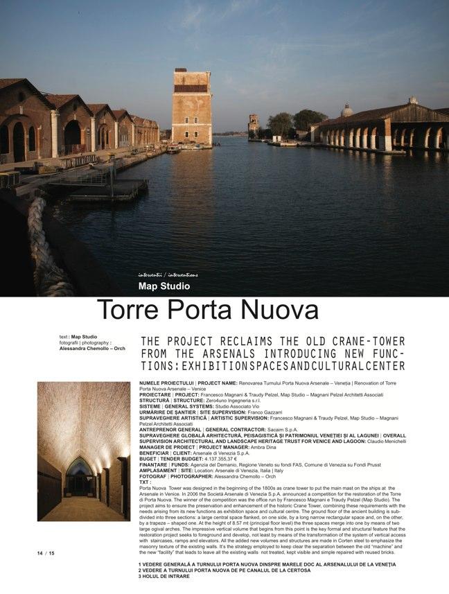 de arhitectura 33 INTERVENTIONS - Preview 4
