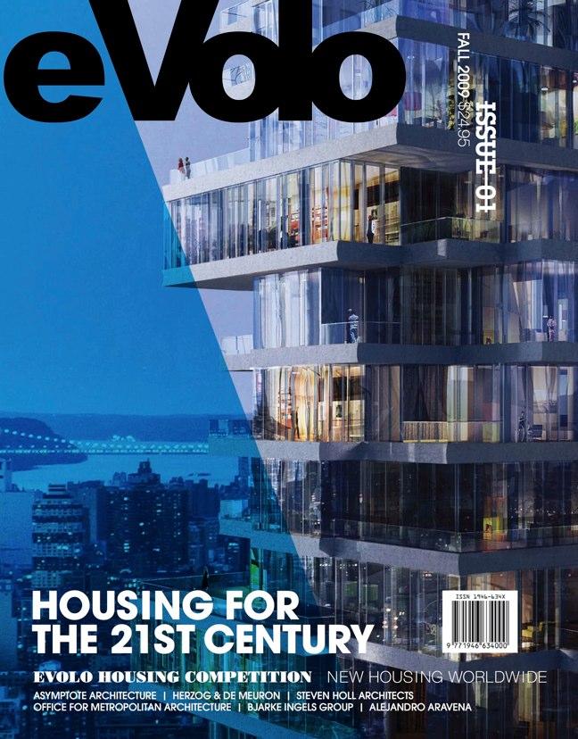 eVolo architecture magazine 01 Housing for the 21st Century