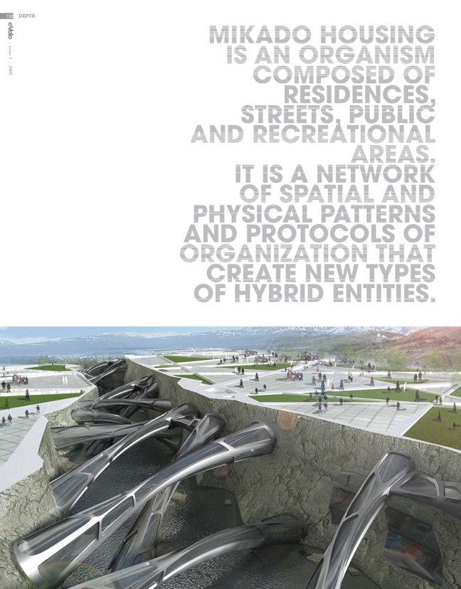 eVolo architecture magazine 01 Housing for the 21st Century - Preview 14