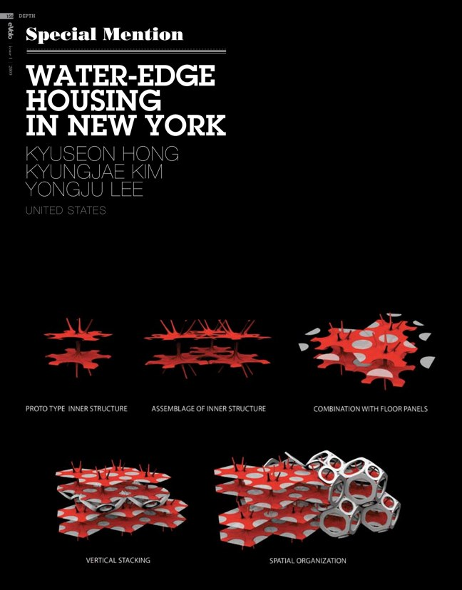 eVolo architecture magazine 01 Housing for the 21st Century - Preview 16