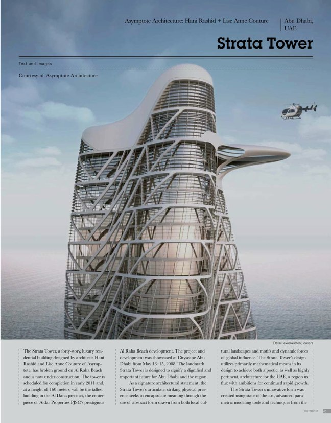 eVolo architecture magazine 01 Housing for the 21st Century - Preview 7