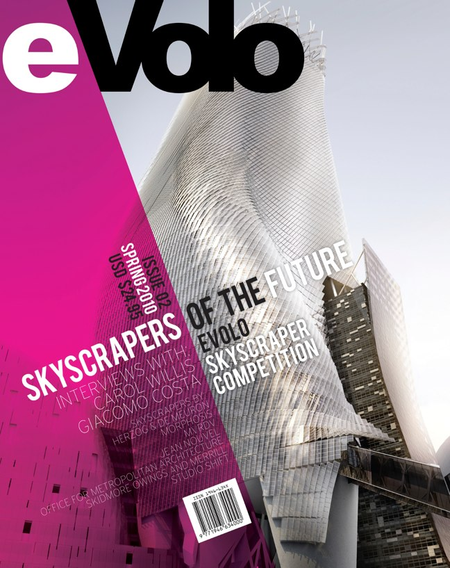 evolo architecture magazine 02 skyscrapers of the future - Design Architecture Magazine