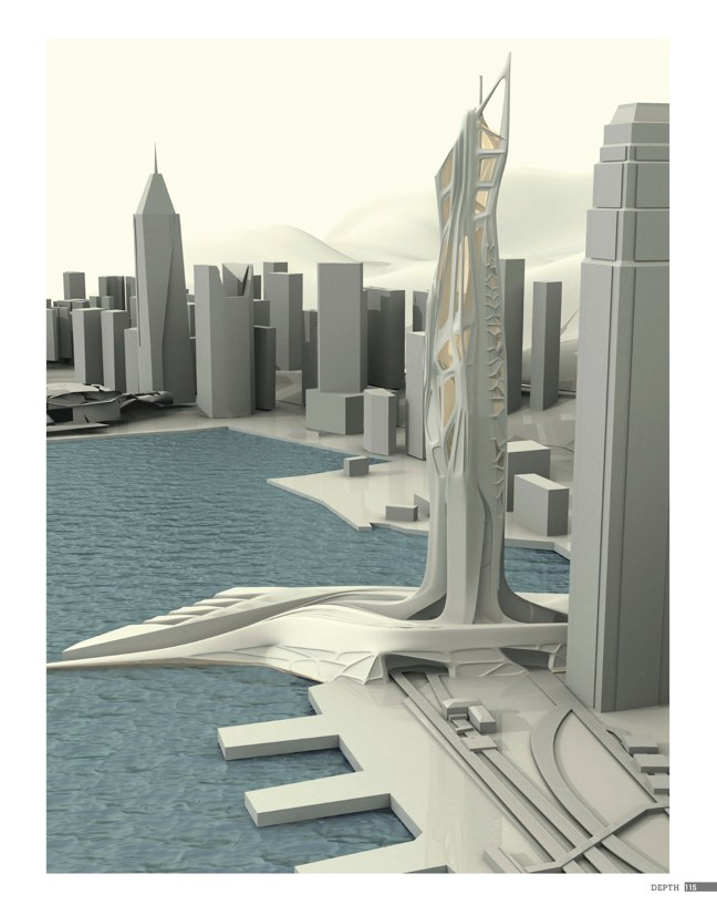 eVolo architecture magazine 02 Skyscrapers of the Future - Preview 15