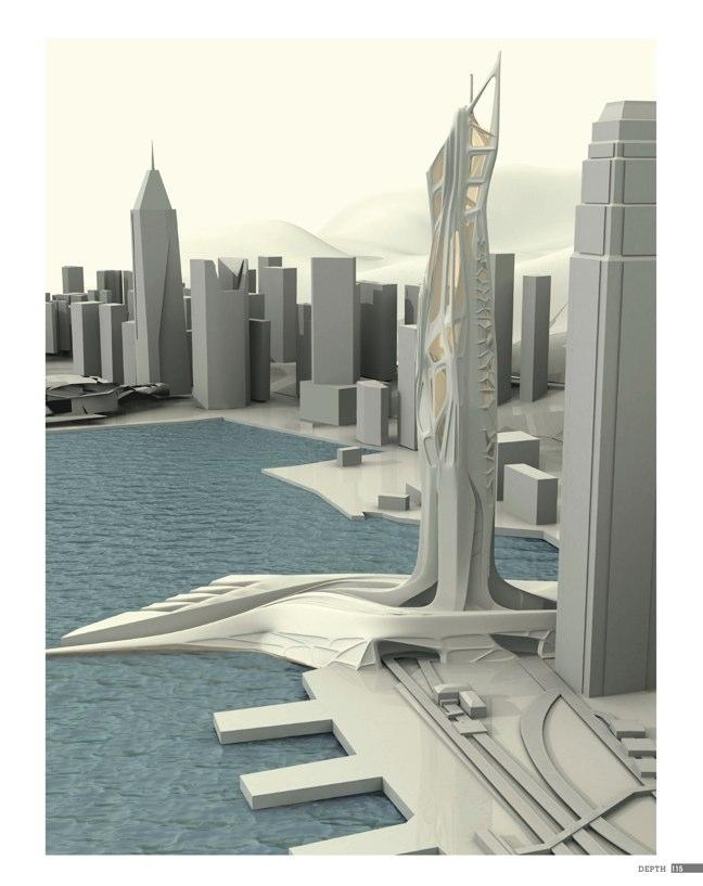 eVolo architecture magazine 02 Skyscrapers of the Future - Preview 15