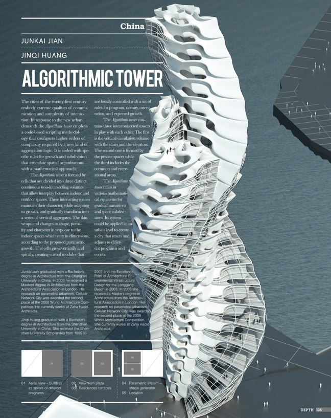eVolo architecture magazine 02 Skyscrapers of the Future - Preview 16