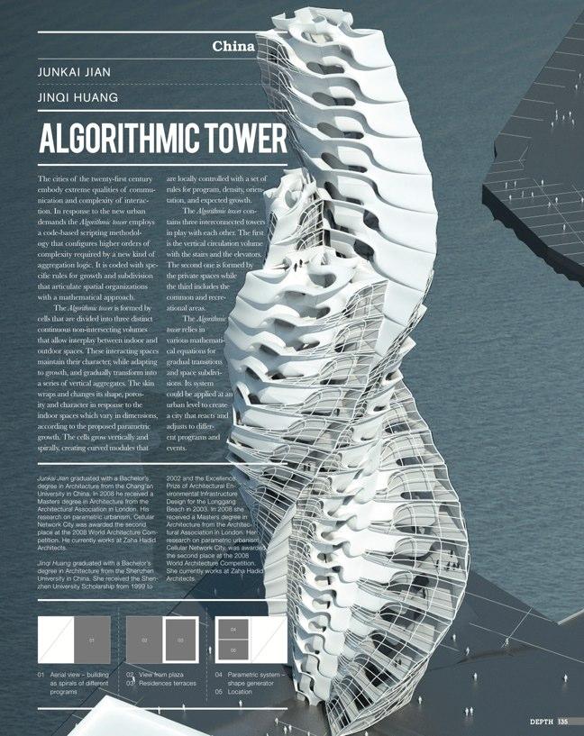 eVolo architecture magazine 02 Skyscrapers of the Future - Preview 16