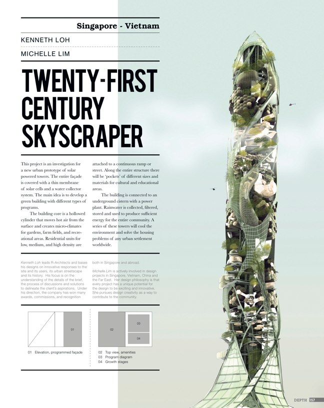 eVolo architecture magazine 02 Skyscrapers of the Future - Preview 18