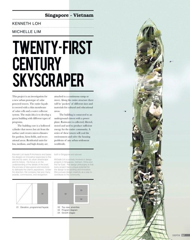 eVolo architecture magazine 02 Skyscrapers of the Future - Preview 18