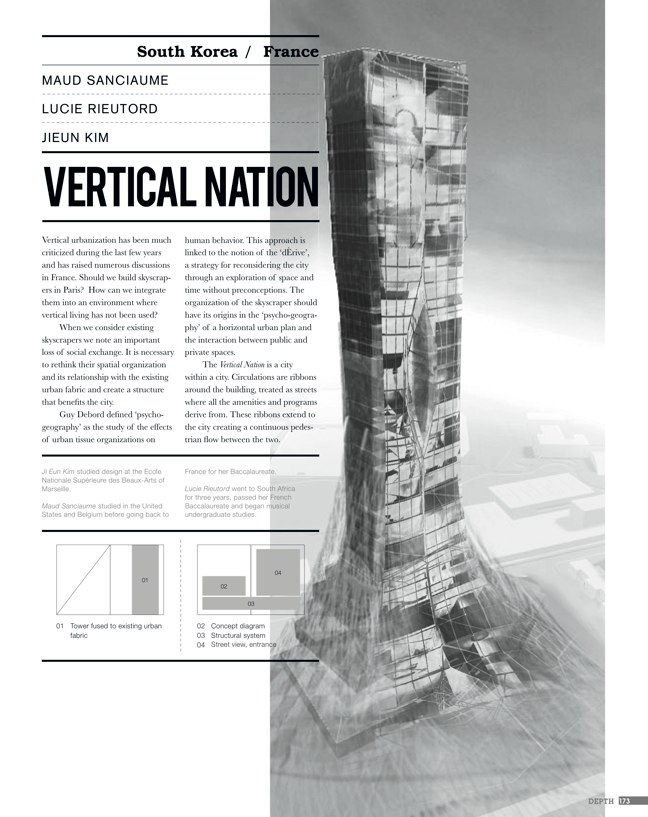 eVolo architecture magazine 02 Skyscrapers of the Future - Preview 19
