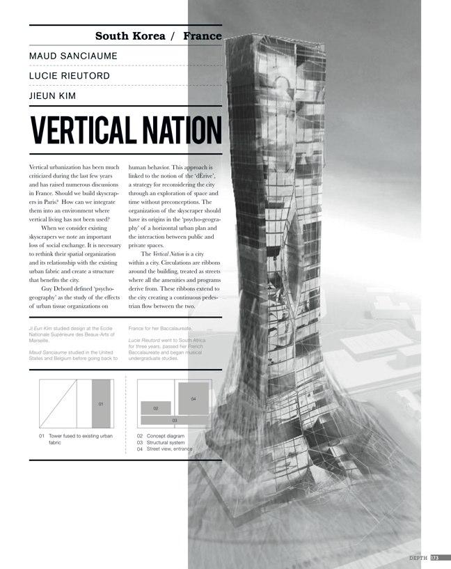 eVolo architecture magazine 02 Skyscrapers of the Future - Preview 19