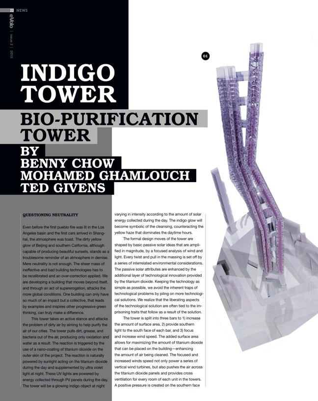 eVolo architecture magazine 02 Skyscrapers of the Future - Preview 4