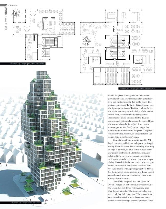 eVolo architecture magazine 02 Skyscrapers of the Future - Preview 6