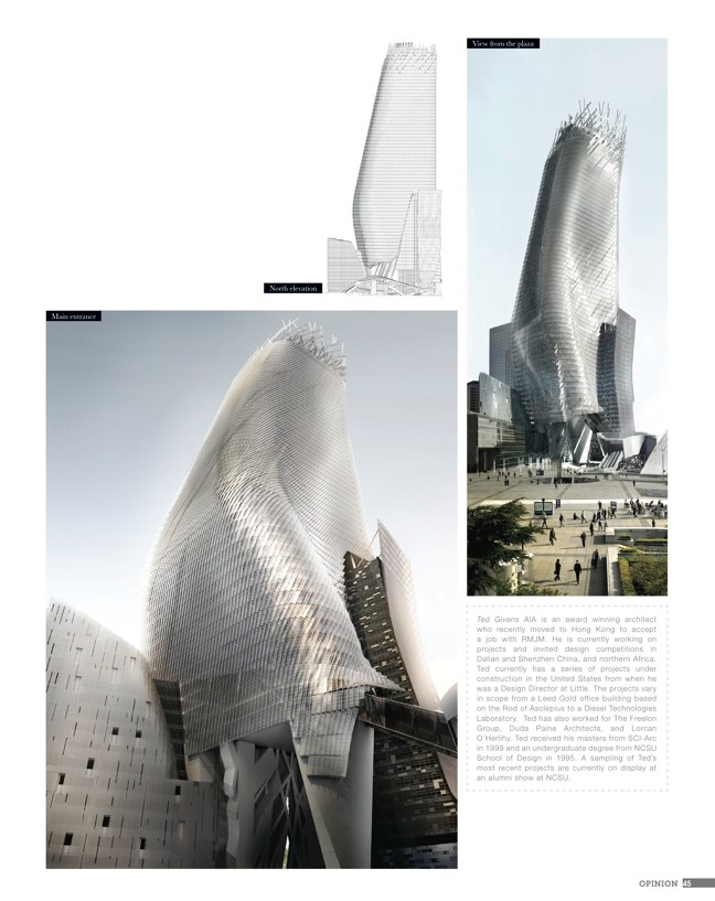eVolo architecture magazine 02 Skyscrapers of the Future - Preview 7