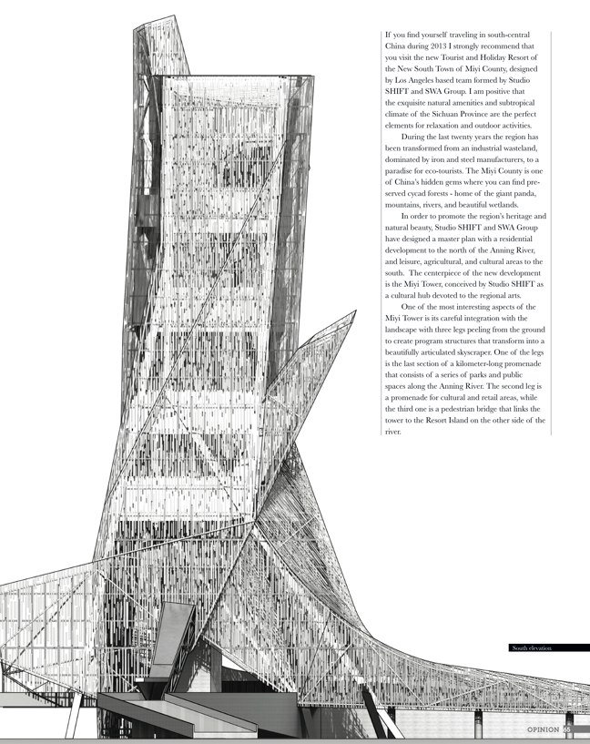 eVolo architecture magazine 02 Skyscrapers of the Future - Preview 9