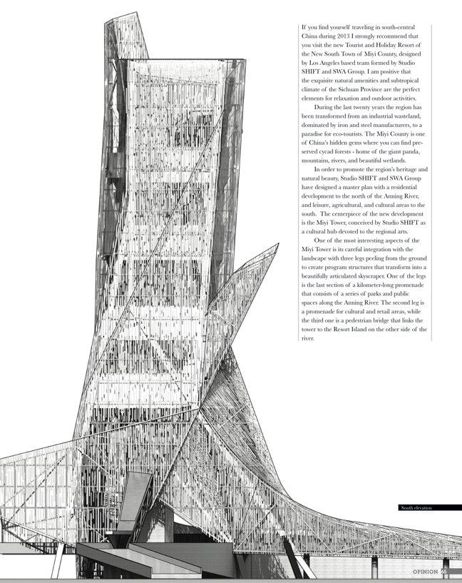 eVolo architecture magazine 02 Skyscrapers of the Future - Preview 9