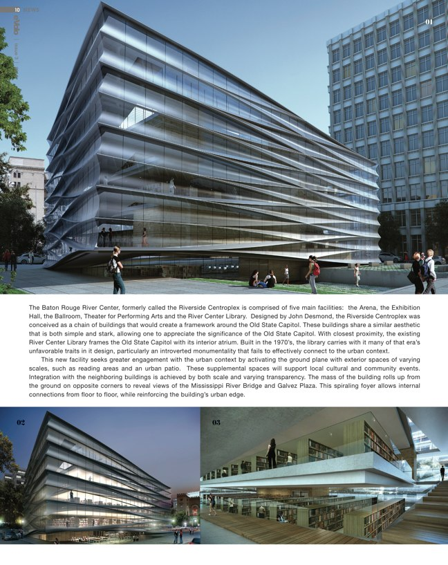 eVolo 03 architecture magazine · Cities of Tomorrow - Preview 2