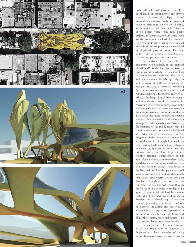 eVolo 03 architecture magazine · Cities of Tomorrow - Preview 4
