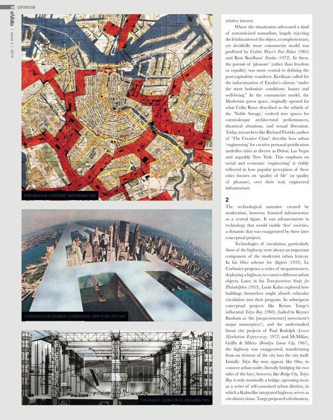 eVolo 03 architecture magazine · Cities of Tomorrow - Preview 8